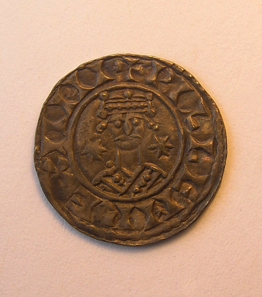 William 1st Silver Penny